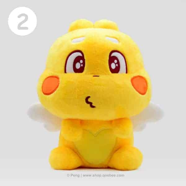 QooBee Plushy 2019 - Pretty Please