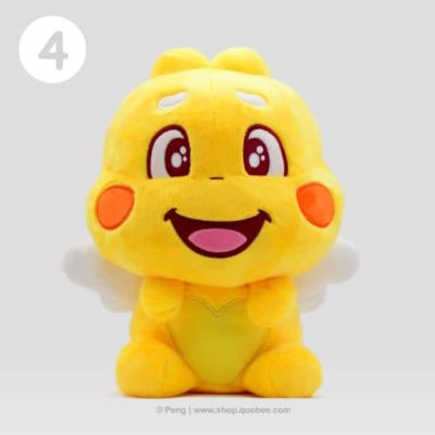QooBee Plushy 2019 - Grateful Expression