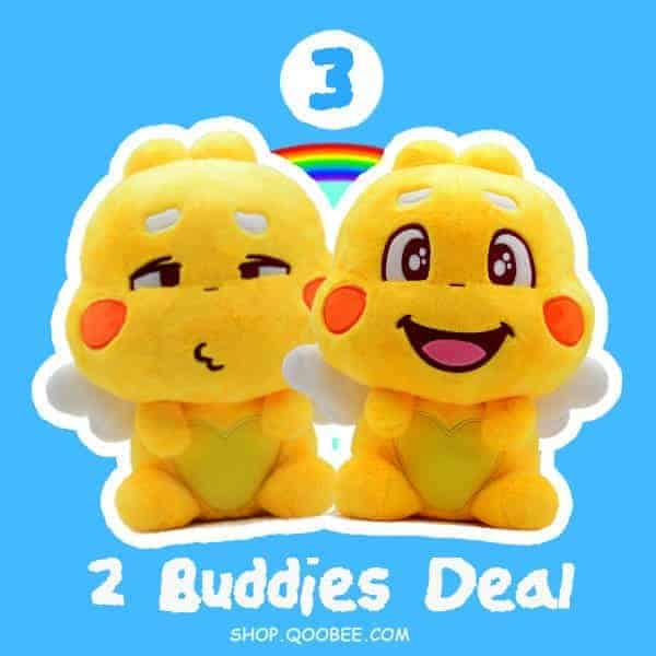 QooBee 2 Buddy Deal 3