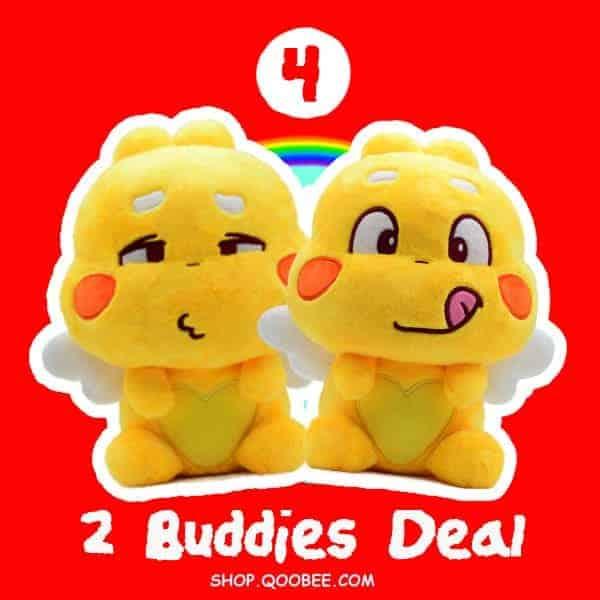 QooBee 2 Buddy Deal 4