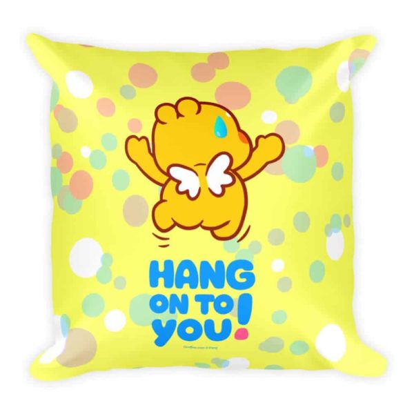 QooBee Pillow - Hang On To You