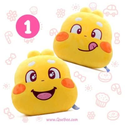 QooBee Twin Pillow Promo 1
