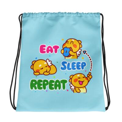 QooBee Drawstring bag