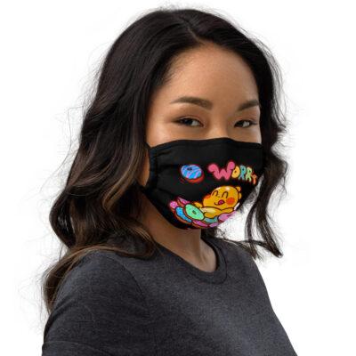 QooBee Agapi Premium face mask