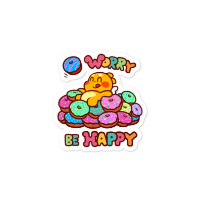 QooBee Agapi Bubble-free stickers