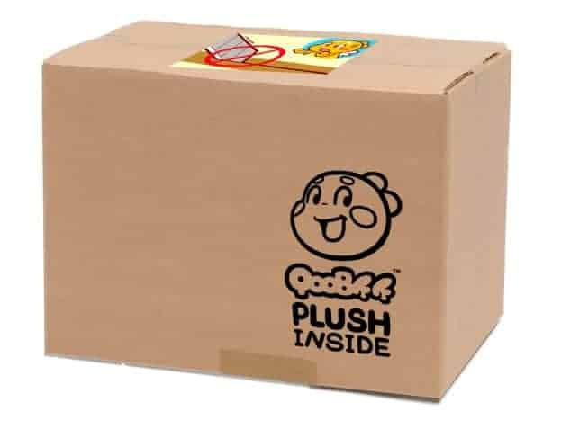 QooBee Plushy Packaging