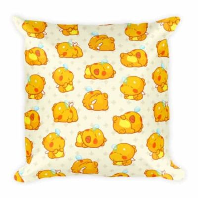QooBee Square Pillow