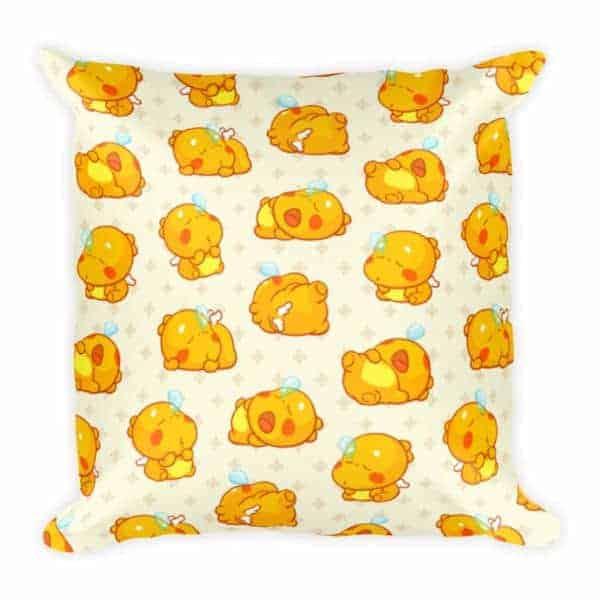 QooBee Square Pillow